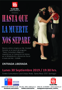 afiche Carol Urzua