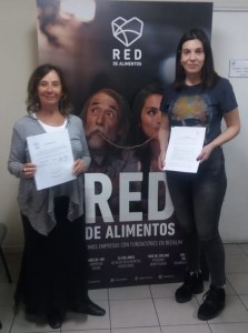 Firma convenio con Red de alimentos1